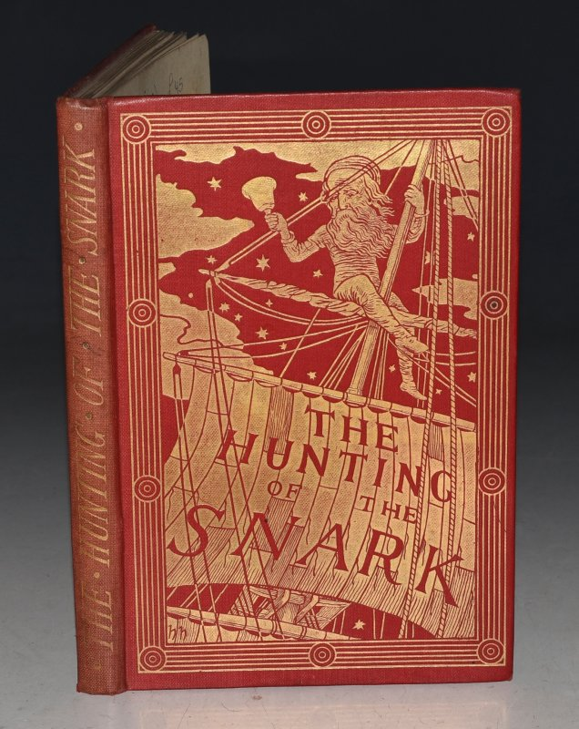 Image for The Hunting of the Snark. An Agony in Eight Fits. With Nine Illustrations by Henry Holiday.