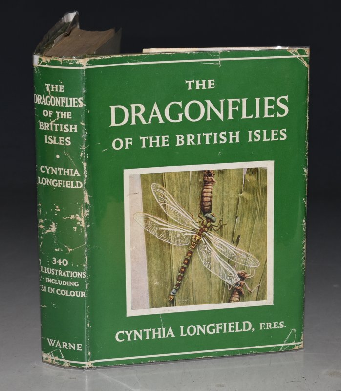 Image for The Dragonflies of the British Isles. The Wayside and Woodland Series. Containing a Descriptive History of all the British Species with illustrations from photographs & drawings.