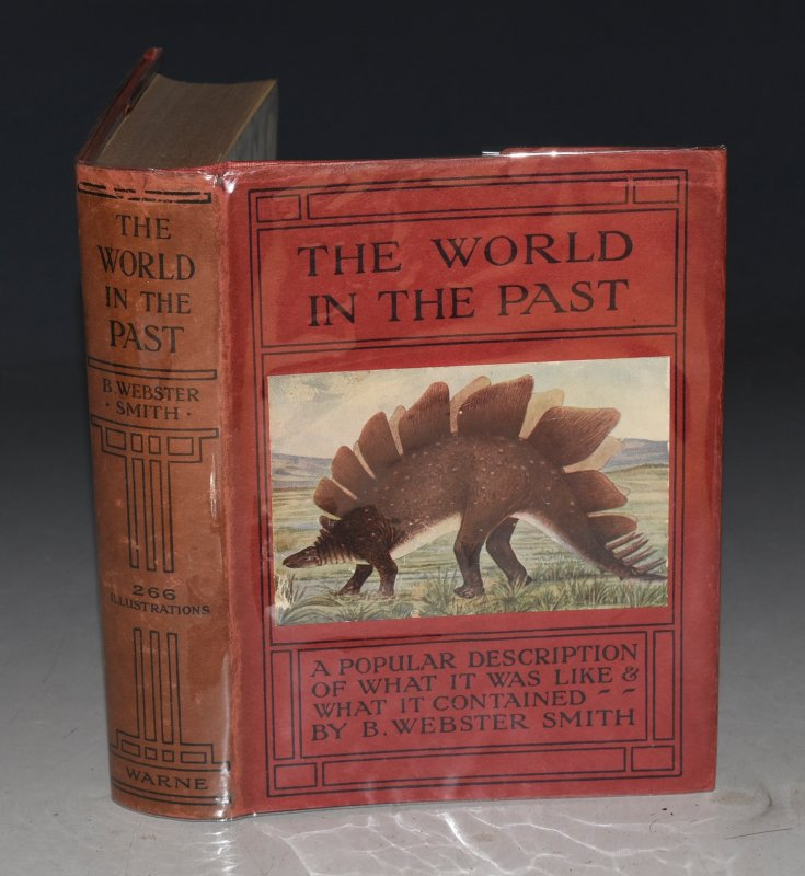 Image for The World in the Past. A Popular Account of What it was Like and What it Contained. Second edition, revised and enlarged.