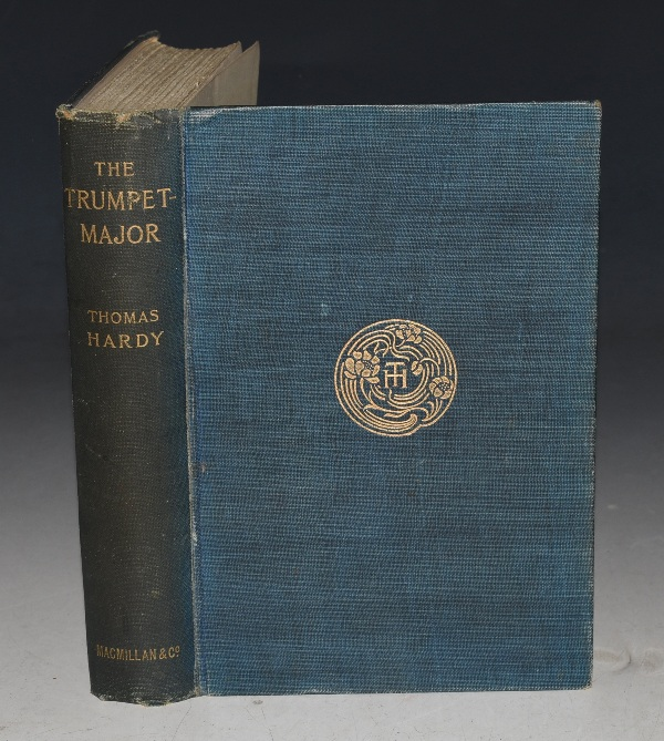Image for The Trumpet Major. The Wessex Novels Volume IX. With a Map of Wessex.