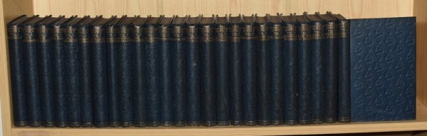 Image for The Waverley Novels Complete in 25 Volumes. The Melrose Edition.