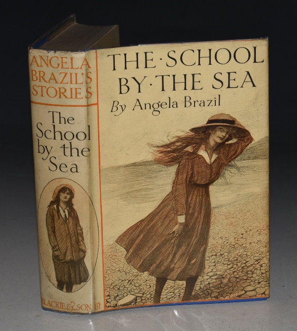Image for The School By The Sea Illustrated by John Campbell.