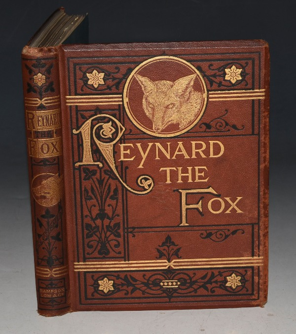 Image for The Pleasant History of Reynard The Fox Translated by the Late Thomas Roscoe. Illustrated with nearly one hundred designs by AT Elwes and John Jellicoe.