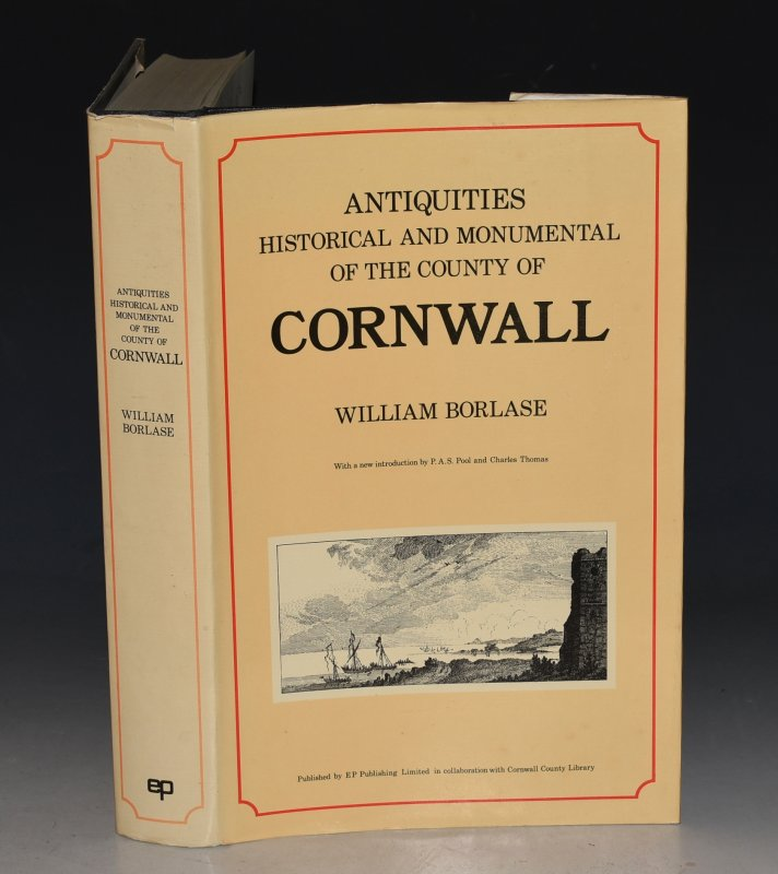 Image for Antiquities Historical and Monumental of the County of Cornwall. Reprint edition. With a new introduction by P.A.S. Pool and Charles Thomas. General Editor Professor Jack Simmons.