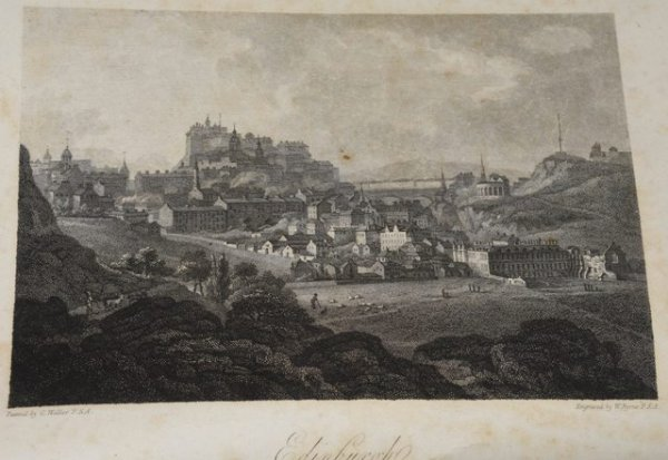 Image for Scottish Scenery: Or, Sketches in Verse Descriptive of Scenes Chiefly in The Highlands of Scotland: Accompanied with Notes and Illustrations; and Ornamented with Engravings by W. Byrne from Views Painted by G. Walker.