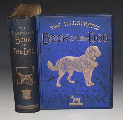 Image for The Illustrated Book of the Dog. With an Appendix on Canine Medicine and Surgery by Gordon STABLES.