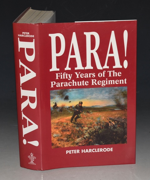 Image for Para! Fifty Years of The Parachute Regiment