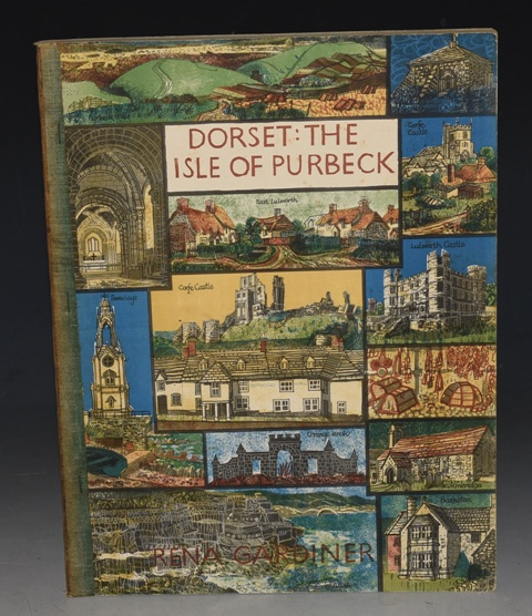 Image for Dorset: The Isle of Purbeck