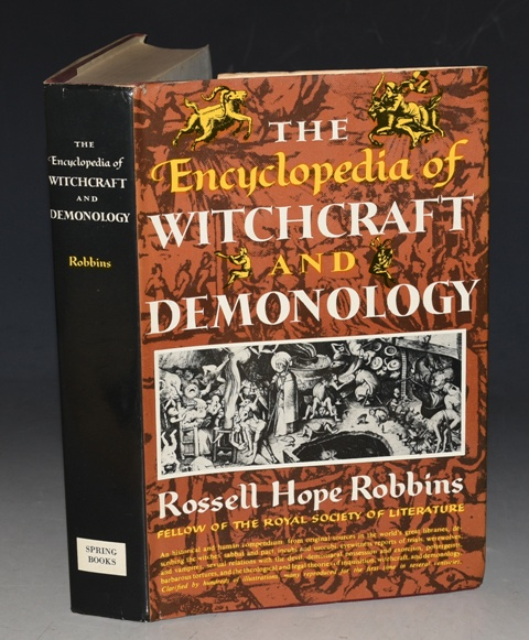 Image for The Encyclopedia of Witchcraft and Demonology