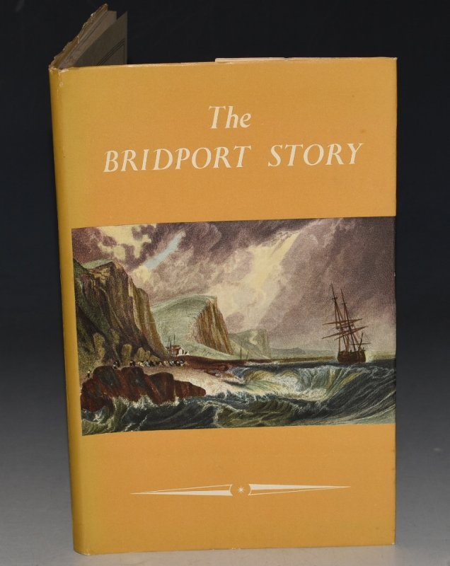 Image for The Bridport Story. A Record of 700 Years. 1253-1953.