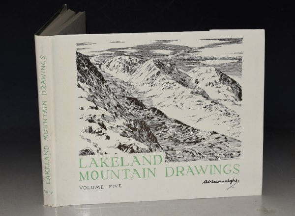 Image for Lakeland Mountain Drawings. Volume Five