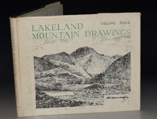 Image for Lakeland Mountain Drawings. Volume Four