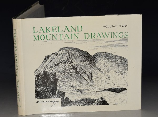 Image for Lakeland Mountain Drawings. Volume Two