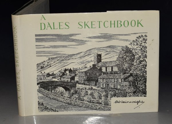Image for A Dales Sketchbook.