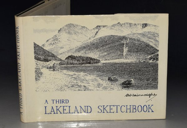 Image for A Third Lakeland Sketchbook.