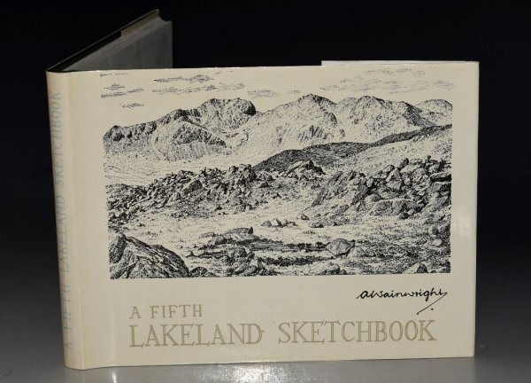 Image for A Fifth Lakeland Sketchbook.