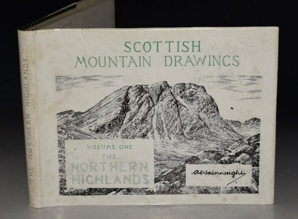 Image for Scottish Mountain Drawings. Volume One. The Northern Highlands.