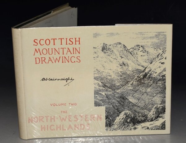Image for Scottish Mountain Drawings. Volume Two. The North-Western Highlands.