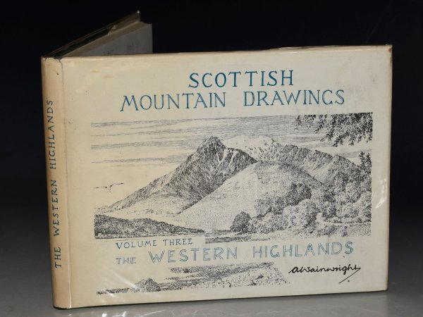 Image for Scottish Mountain Drawings. Volume Three. The Western Highlands.