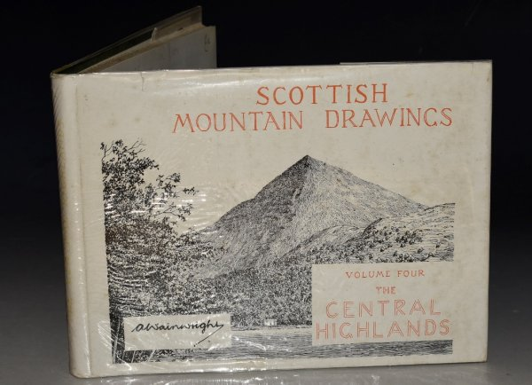 Image for Scottish Mountain Drawings. Volume Four. The Central Highlands.