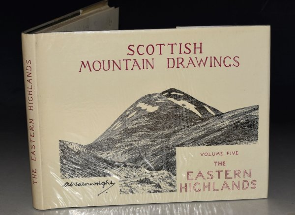 Image for Scottish Mountain Drawings. Volume Five. The Eastern Highlands.