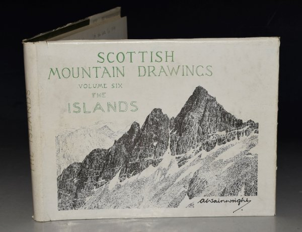 Image for Scottish Mountain Drawings. Volume Six. The Islands.