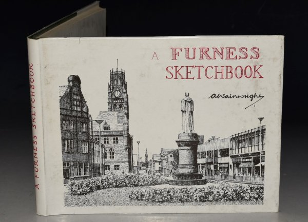 Image for A Furness Sketchbook.