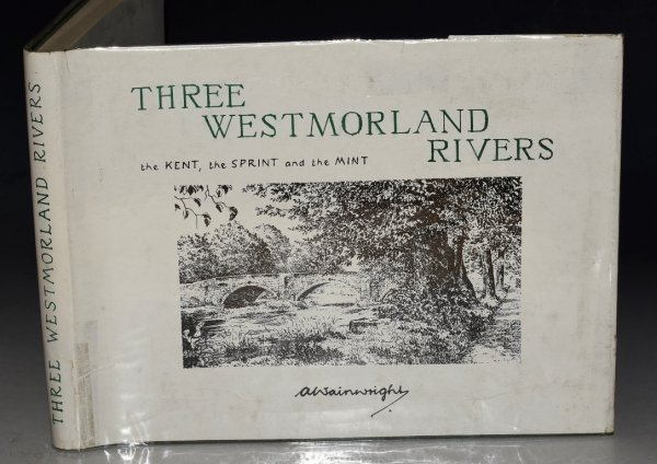 Image for Three Westmorland Rivers. The Kent, The Sprint and The Mint.