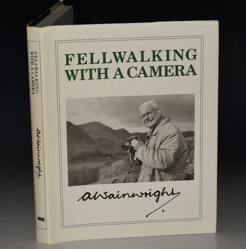 Image for Fellwalking With A Camera.