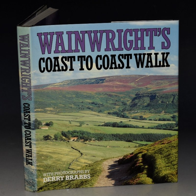 Image for Wainwright's Coast To Coast Walk.