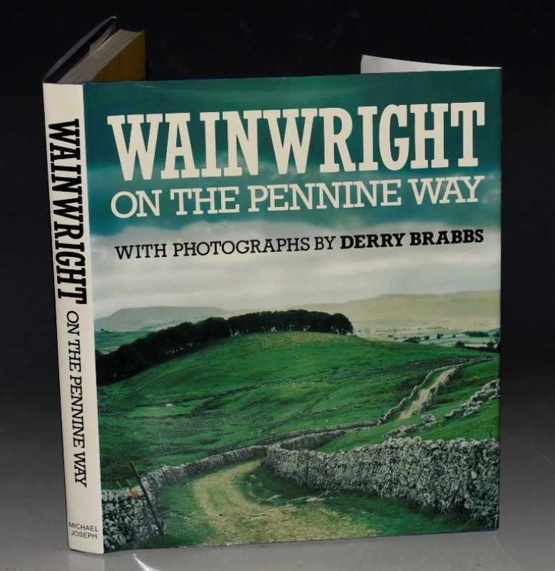 Image for Wainwright On The Pennine Way