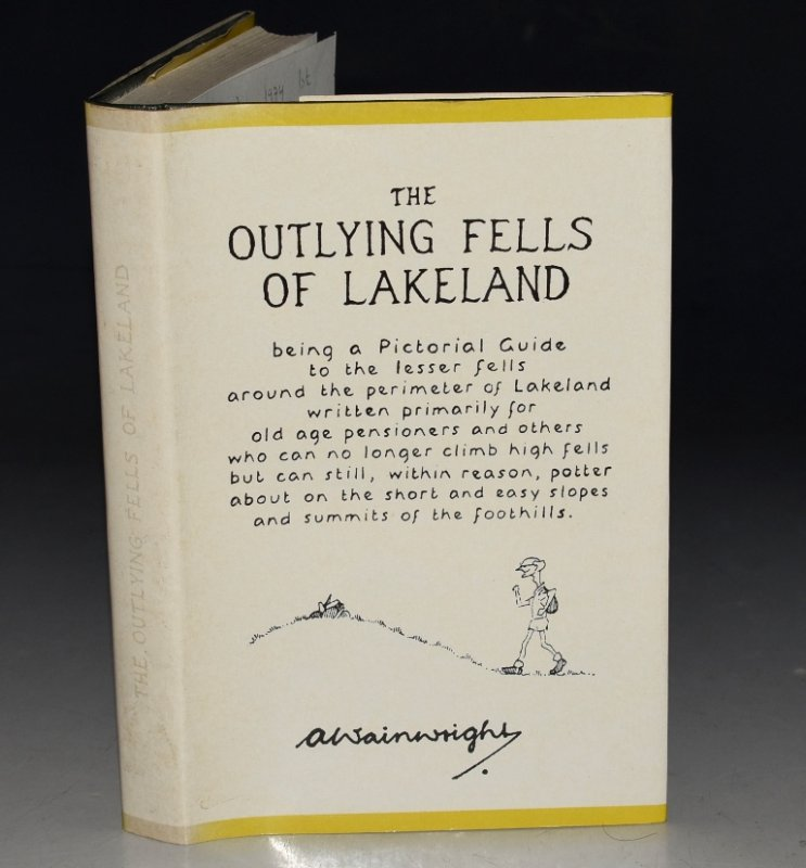 Image for The Outlying Fells Of Lakeland.