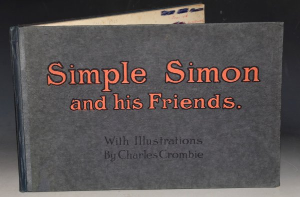 Image for Simple Simon and his Friends.