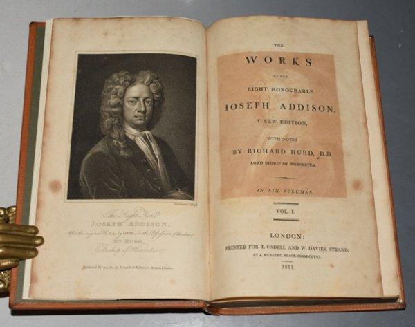 joseph addison works
