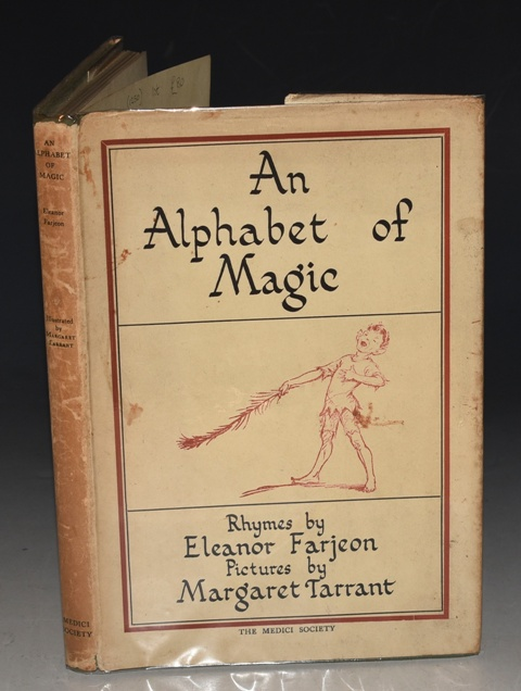 Image for An Alphabet of Magic Illustrated by Margaret W. Tarrant.
