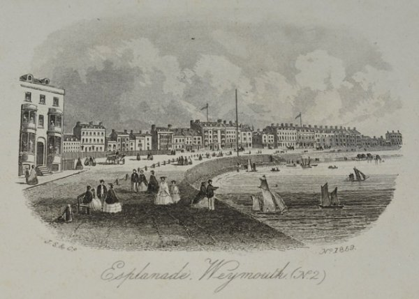 Image for 24 Views of Weymouth & Portland