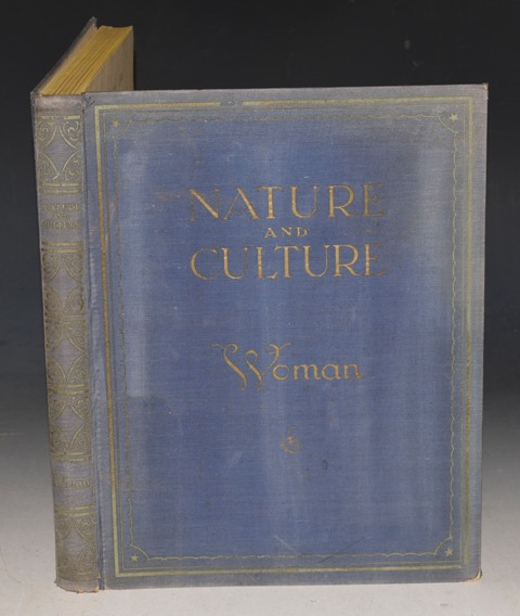 Image for Woman, Nature and Culture 120 Photographs of Various Nationalities Selected by Dr. Peter Landow.