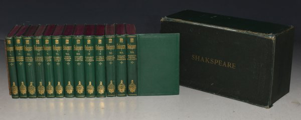 Image for The Handy-Volume Shakspeare. Complete in 13 Volumes, with Box-Case.