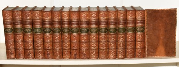 Image for The Complete Works of William Prescott Complete in 15 Volumes.