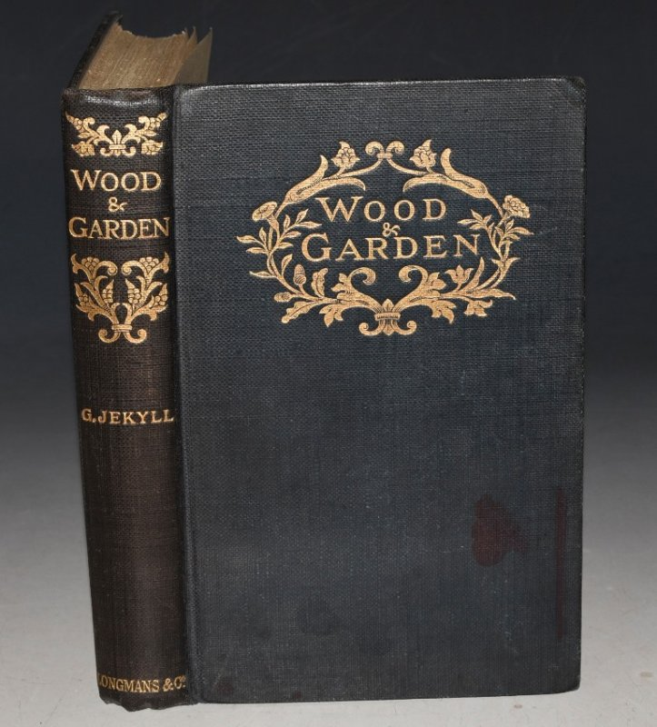 Image for Wood and Garden. Notes and Thoughts, Practical and Critical, of a Working Amateur.
