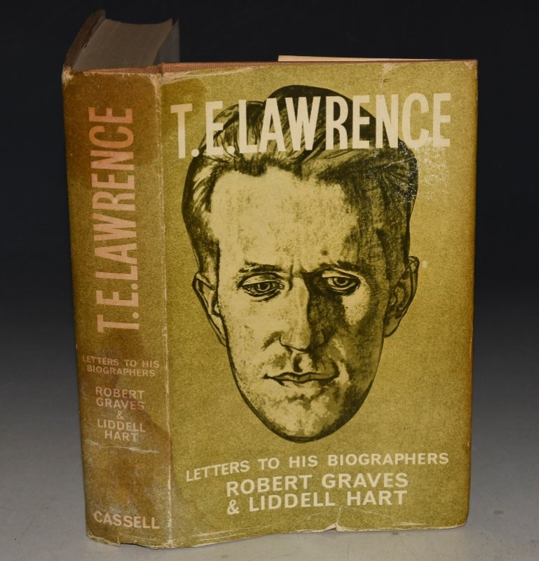Image for T. E. Lawrence To His Biographers.