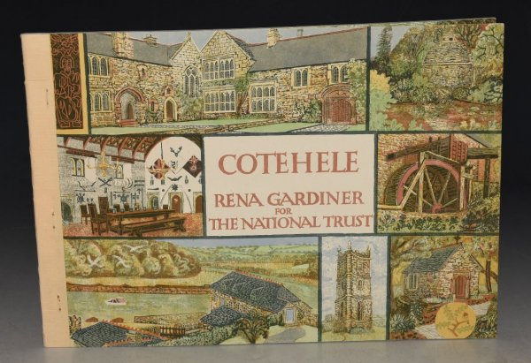 Image for Cotehele First Edition.