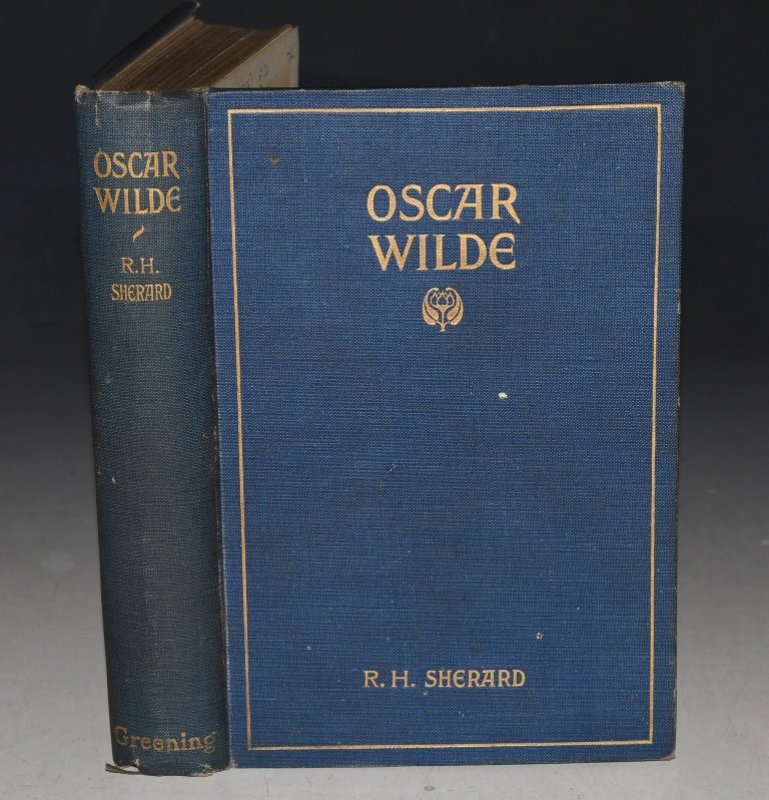 Image for Oscar Wilde The Story of an Unhappy Friendship