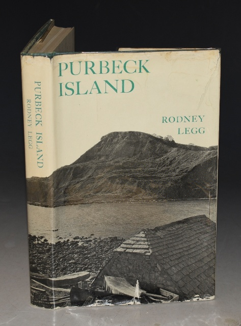 Image for Purbeck Island. The industrial,social and natural history of a corner of England.