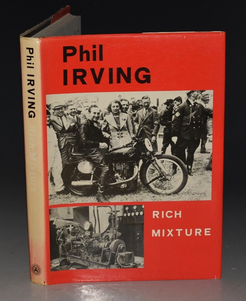 Image for Rich Mixture A Motorcycle Miscellany