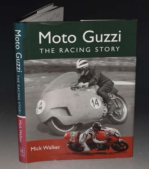 Image for Moto Guzzi; The Racing Story