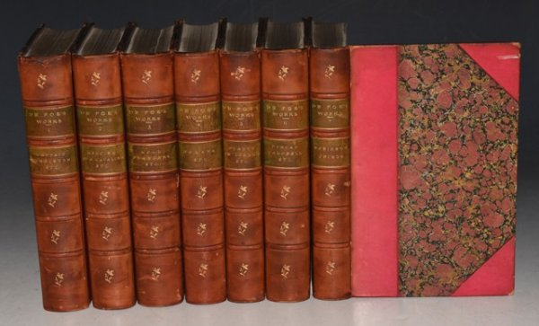 Image for The Novels and Miscellaneous Works of Daniel De Foe With Prefaces and Notes, Including those attributed to Sir Walter Scott. In Seven Volumes.
