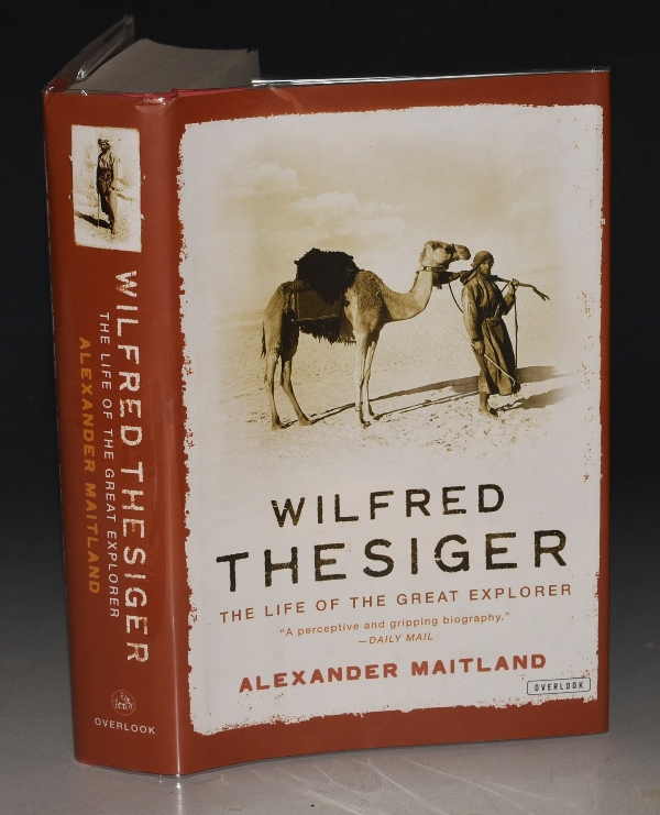 Image for Wilfred Thesiger, The Life of the Great Explorer