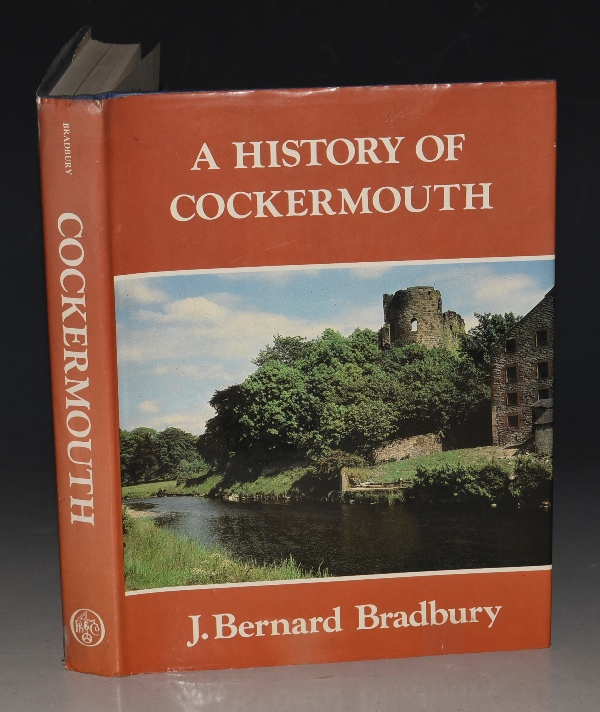 Image for A History of Cockermouth. Signed by Author.