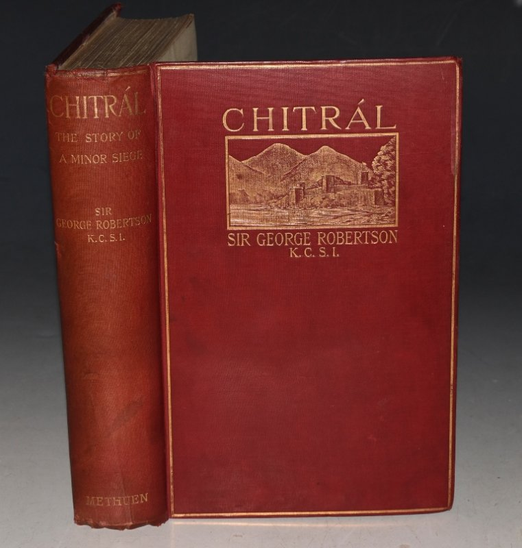 Image for Chitral, The Story of a Minor Siege. With Thirty-Two Illustrations, A Map and Four Plans. Second Edition.